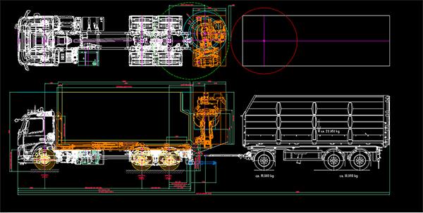 HSE heeft door de jaren heen veel verschillende werkzaamheden voor haar klanten uitgevoerd. In de vorige eeuw was het mogelijk om de vrachtwagen binnen te zetten en te beginnen met het zagen van het materiaal. Doordat arbeid duurder is geworden, de voertuigen complexer zijn, levertijden korter worden en er moderne productiemethoden (bijv lasersnijden) zijn is het heel belangrijk om vooraf ontwerpen te detailleren.